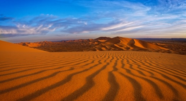 How is Morocco dealing with drought & water stress?