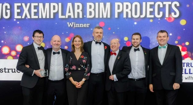 Northumbrian Water's digital transformation scoops national award