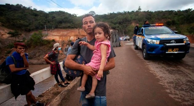 As more climate migrants cross borders seeking refuge, laws will need to adapt