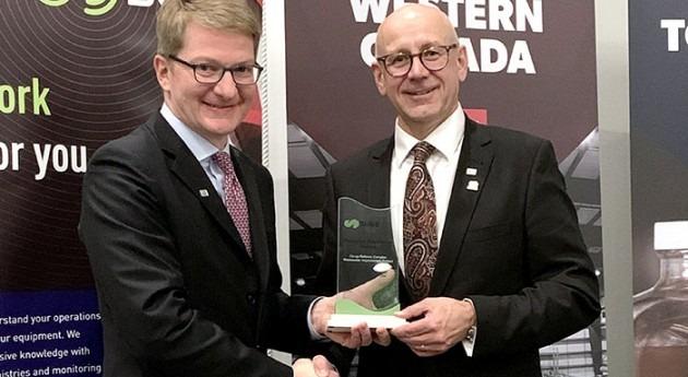 SUEZ awards an environmental mega-project in Canada