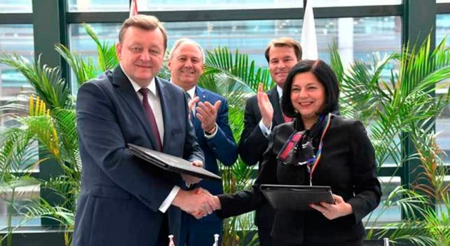 EBRD supports water treatment in Belarus with €15.5 million fund