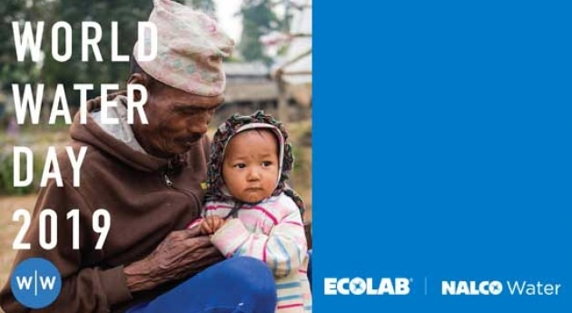Ecolab and Wine to Water to provide clean water to 17,000 people globally