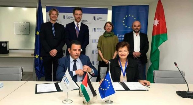 EIB provides grant of EUR 16.3 million to improve water supply systems in Jordan