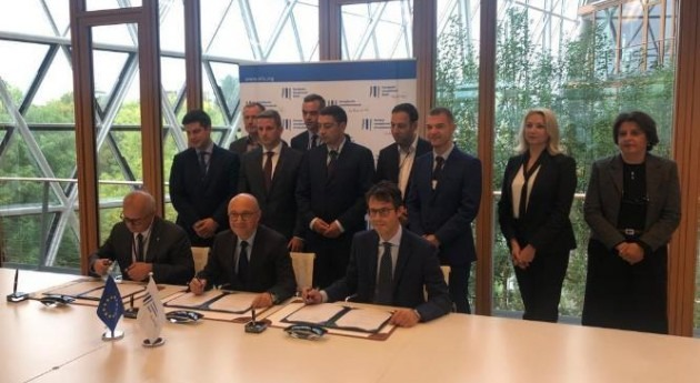 Serbia: EIB helps to improve sanitation and sewerage systems in Belgrade