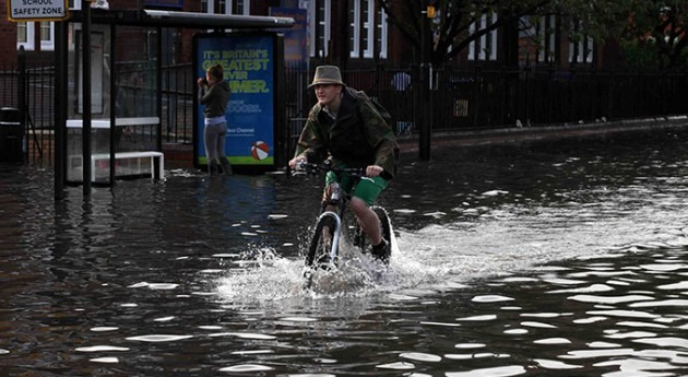 Newcastle (UK) creates 'digital twin' to help city plan for disasters