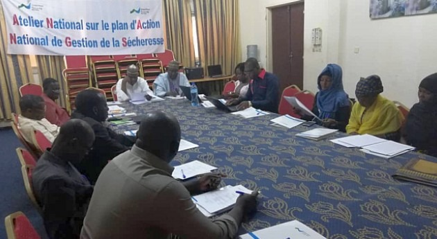 GWP-WA supports national drought plans development in Benin, Burkina Faso and Niger