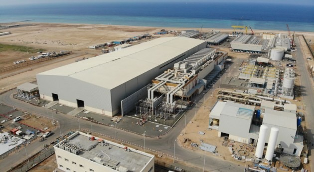 Abengoa advances in the commissioning of the Rabigh 3 plant and produces first desalinated water