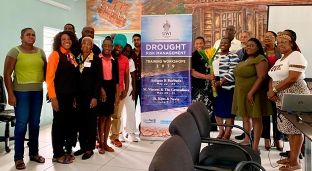 GWP and partners to build drought management capacity in the Caribbean