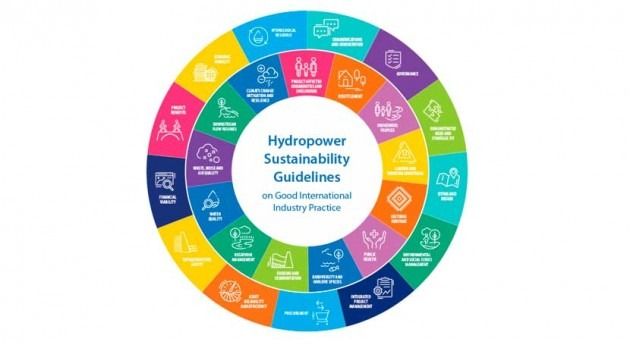 New sustainability guidelines determine good practice for hydropower