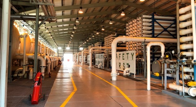 Aqualia reinforces its presence in Arabia with majority stake in desalination plant in Jeddah