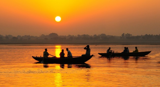 Ganges: sewers could be making water quality of India's great river worse