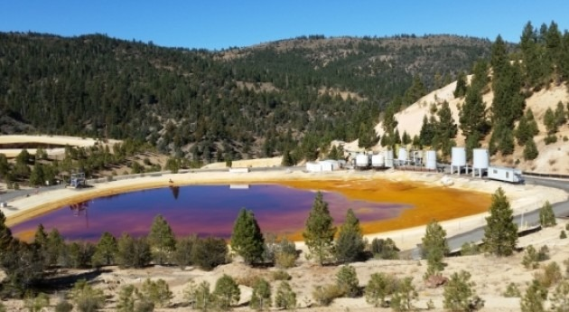Novel methods and dedicated fieldwork offer good news for cleaning up mining pollution in rivers