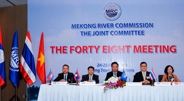 Mekong River Commission to address drought issues, new policies to strengthen internal control