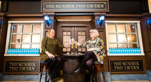 Yorkshire Water opens the World's first poo-powered pub