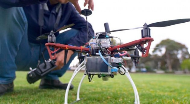 Monash University trials autonomous drones for smart water sensing
