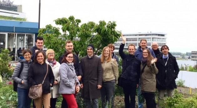 Urban resilience TAG 2 and excursion