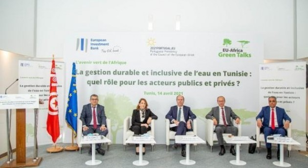 Tunisia: The role of the public and private sectors in sustainable and inclusive water management