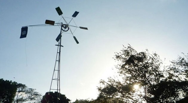 New case study from Panama on wind-powered water pumping system