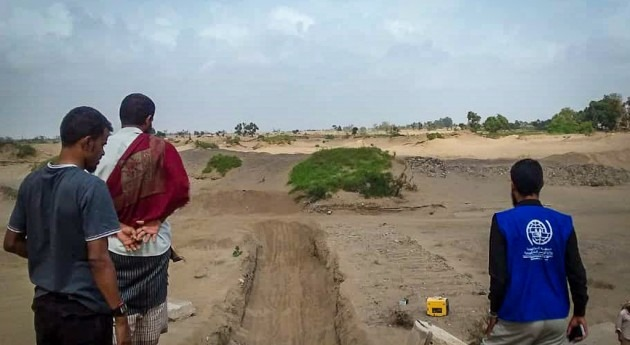 Decades-old conflict over water in yemeni village comes to an end