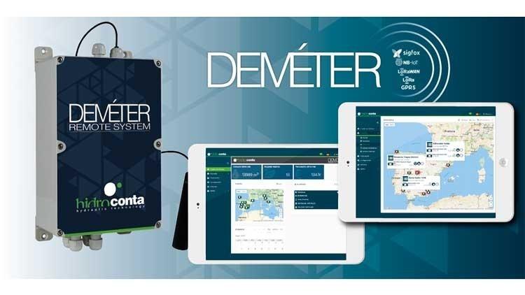 Deméter System
