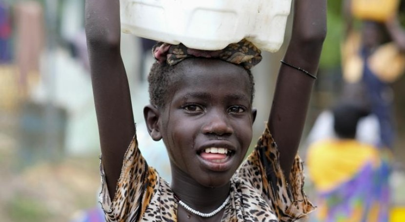1 in 3 people globally do not have access to safe drinking water