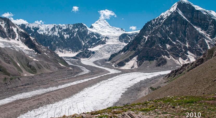 Long-term Himalayan glacier study