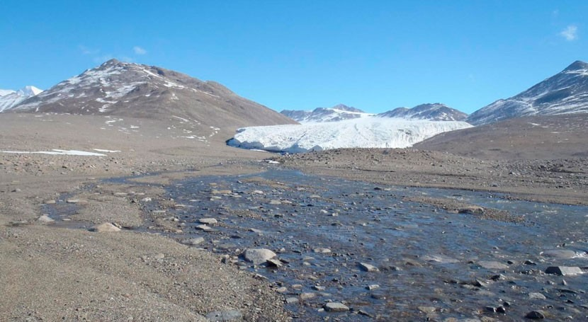 water quality mystery, solved in Antarctica