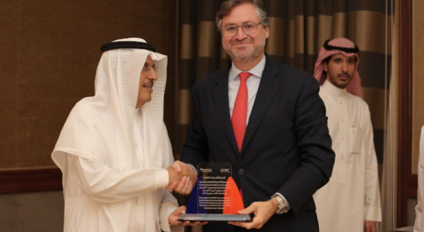 Abengoa inaugurates the Shuaibah desalination plant in Saudi Arabia