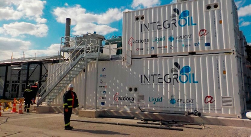 INTEGROIL enters final phase with demonstrations in refinery