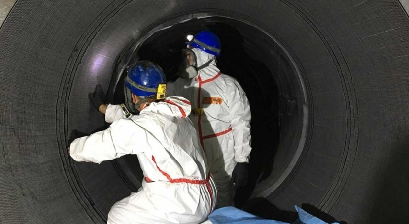 Acciona applies new pipe repair technique that minimises water cuts and roadworks