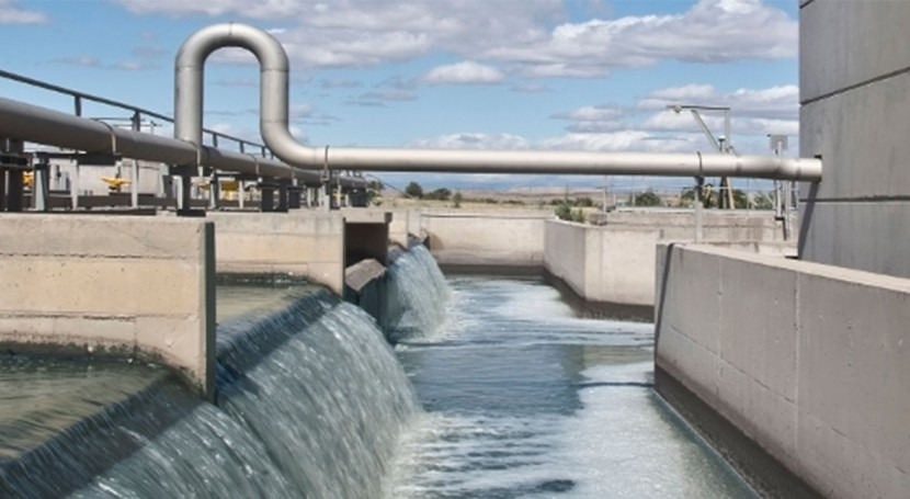 ACCIONA completes innovative flotation system for treatment of currents with high metal content