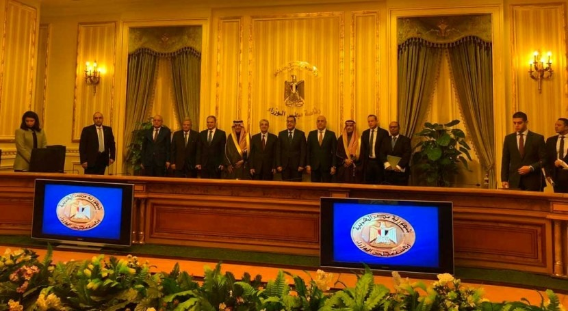 ACWA Power signs an MOU to develop Egypt's sustainable water desalination sector