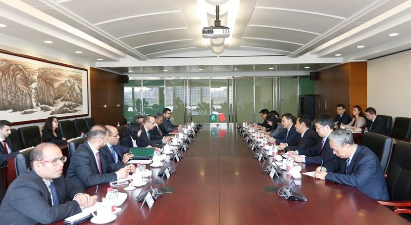 ACWA Power signs strategic agreements with three Chinese entities