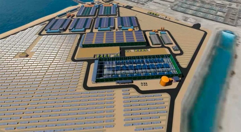 """Taweelah IWP obtains first ever """"sustainable loan"""" qualification for desalination project"""