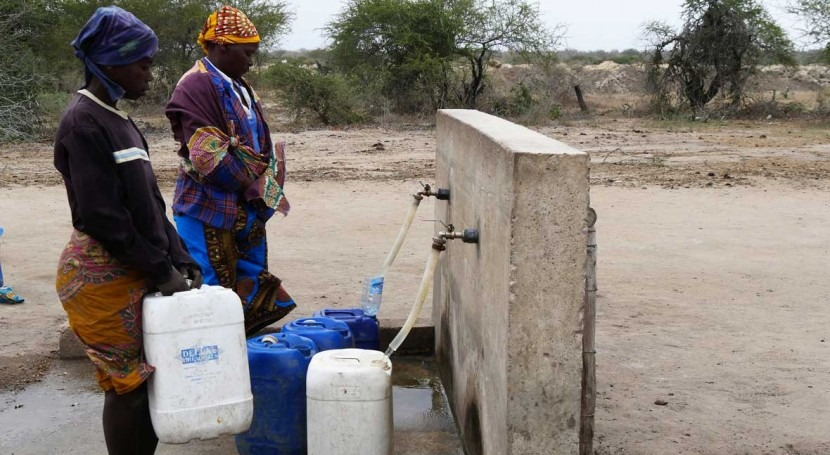 In Mozambique, water project boosts yields as farmers grapple with climate extremes