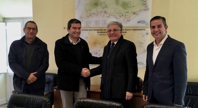ACCIONA wins wastewater treatment contract in Nascente, Algarve (Portugal)
