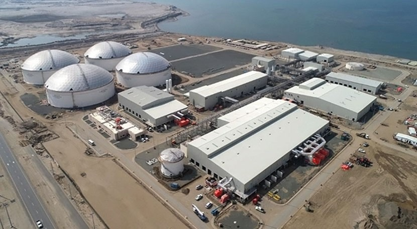 Aqualia will manage the water supply to one of the main industrial complexes in Saudi Arabia