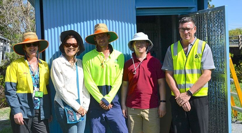 Reducing environmental impacts on the Great Barrier Reef by monitoring, analysing & sharing data
