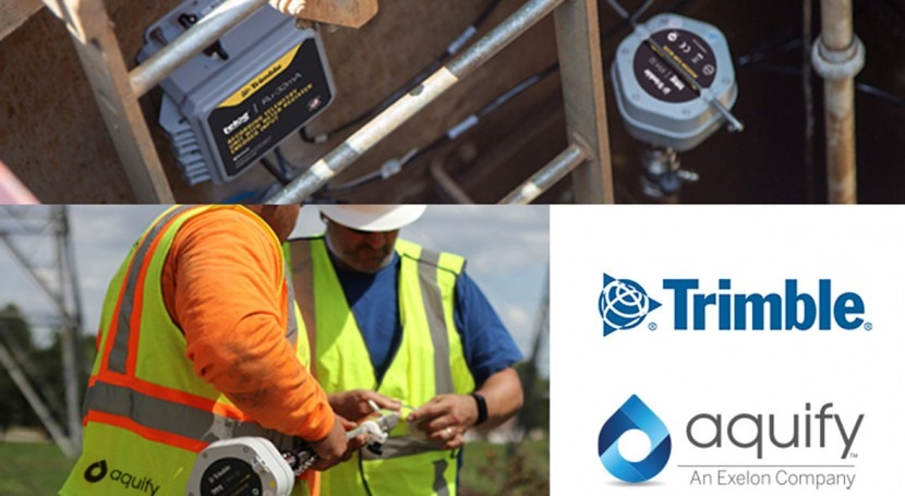 Exelon's Aquify leverages Trimble's digital water tech expanding its analytics services in US