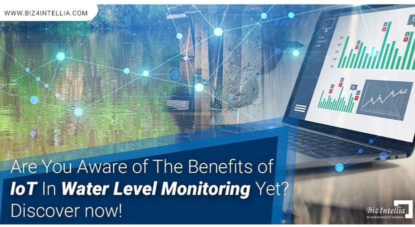 Are you aware of the benefits of IoT in water level monitoring yet? Discover now!