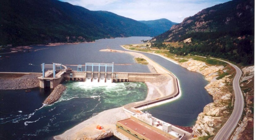 Research reveals how climate change will affect hydropower production across Canada