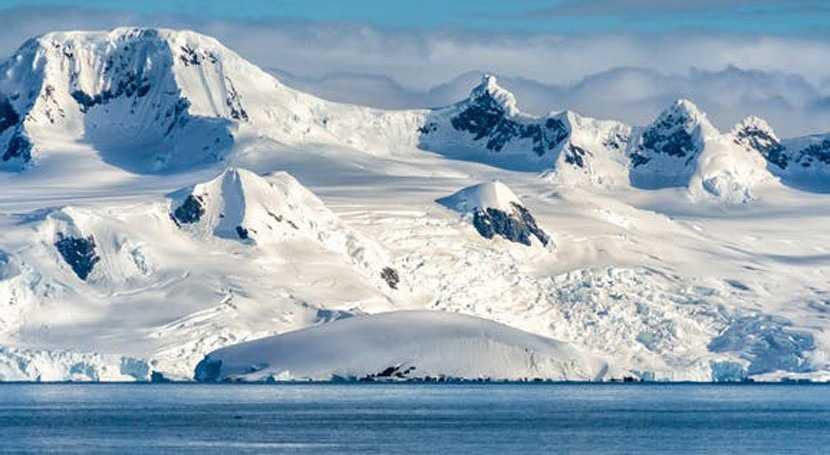 Climate explained: when Antarctica melts, will gravity changes lift up land and lower sea levels?