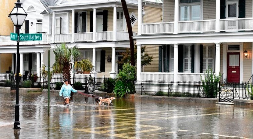 As coastal flooding worsens, some cities are retreating from thewater