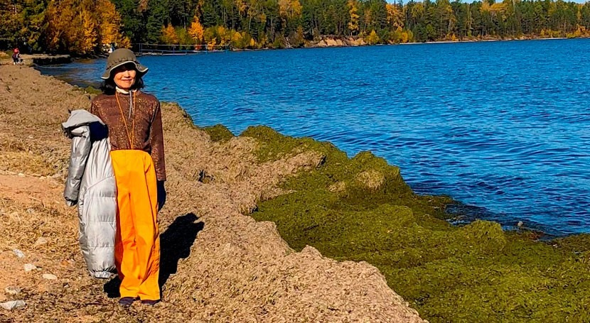 Attached algal blooms are an emerging threat to clear lakes worldwide