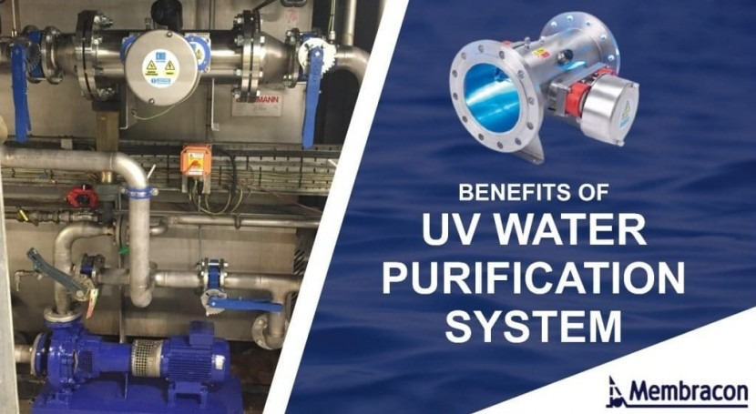 Benefits of UV water purification system