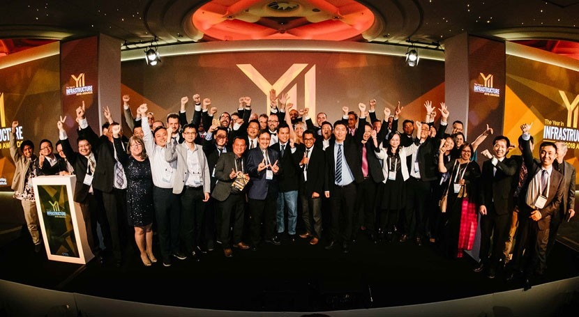 Bentley issues call for nominations for the Year in Infrastructure 2019 Awards program