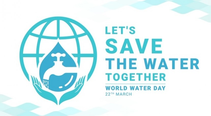 Were you inspired by World Water Day?
