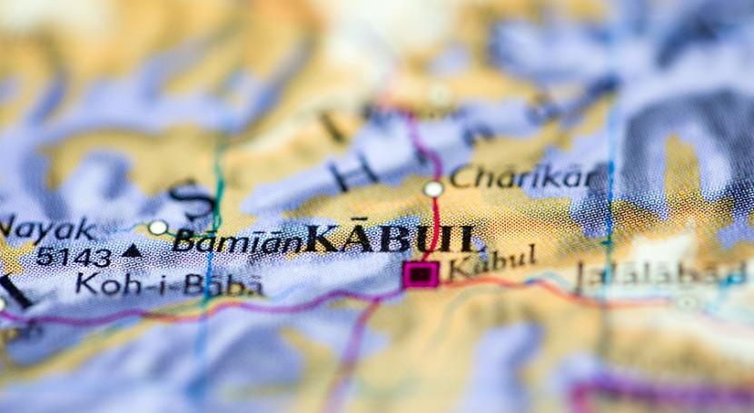 Kabul's groundwater reserves running dry