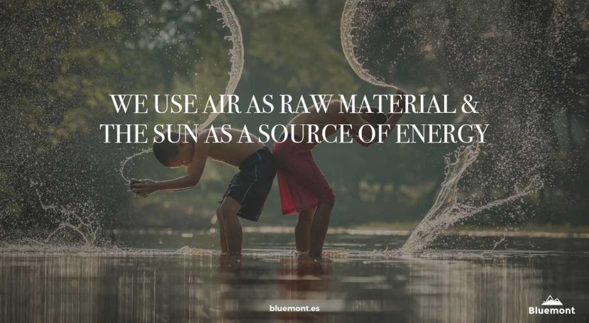Can water be extracted from air? It can and we are doing it