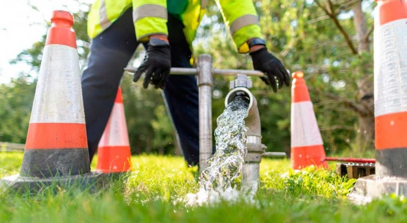 Bristol Water's new pumping system reduces the company's carbon emissions by 300 tonnes